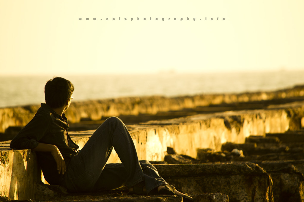 alone photography