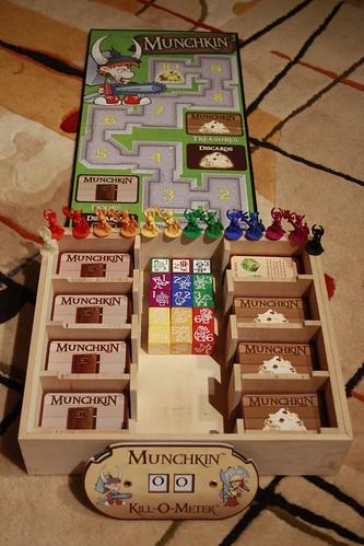 Munchkin Quest Big Box