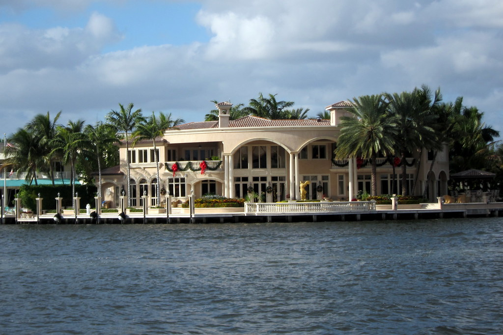 Fort Lauderdale: Seven Isles Mansion | Fort Lauderdale is ...