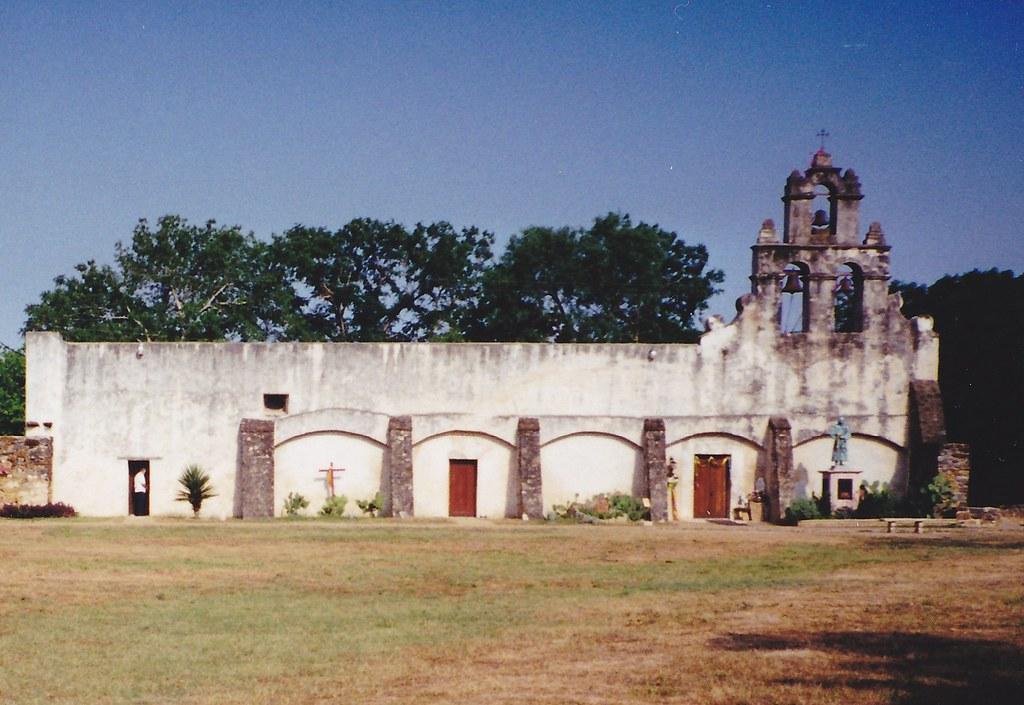 San Juan Mission Church San Juan Mission San Antonio