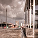 A Wet Morning in the Wynyard Quarter