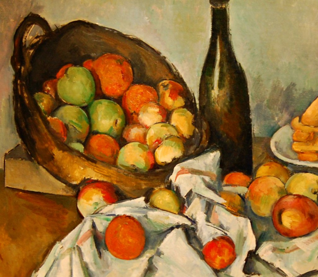 cezannes fruit and basket essay