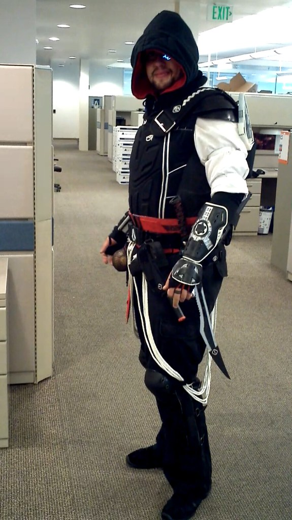 Modern Assassin Suit | www.pixshark.com - Images Galleries ...