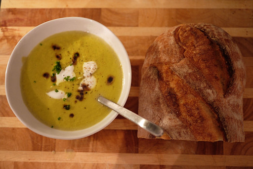 Brussels Sprouts Soup | by privateidentity