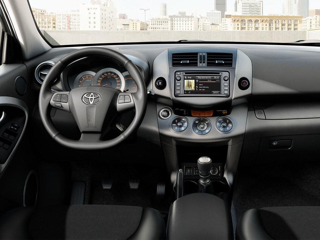 Toyota Rav4 2012 Interior Toyota Motor Europe Flickr