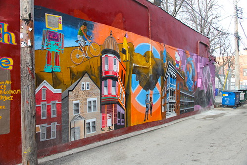 Pilsen Smart Communities Murals