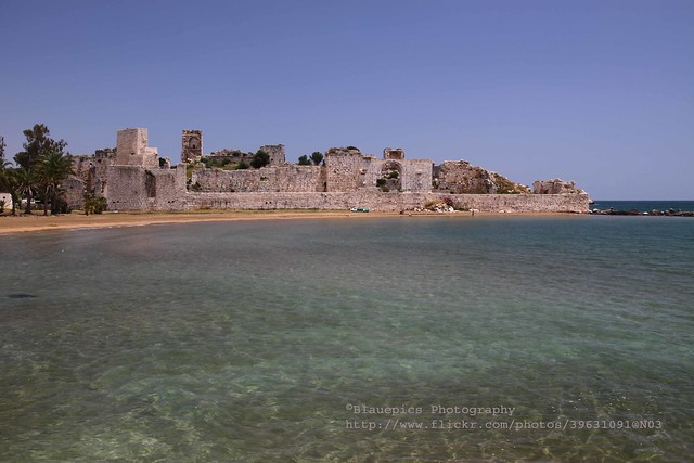 Kızkalesi, Corycus Castle, Korykos Kalesi  Flickr - Photo ...
