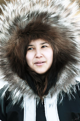 Inuk Woman | by tsaiproject