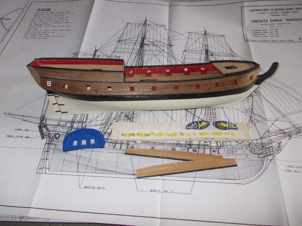 """Fregata della Marina Sarda """"Baroldo"""" 1781 26963998441_5dca0deb77_b"""
