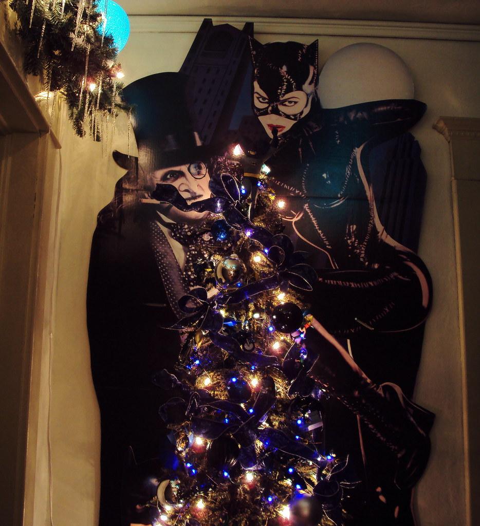 Batman christmas tree ornaments - Photo All Sizes