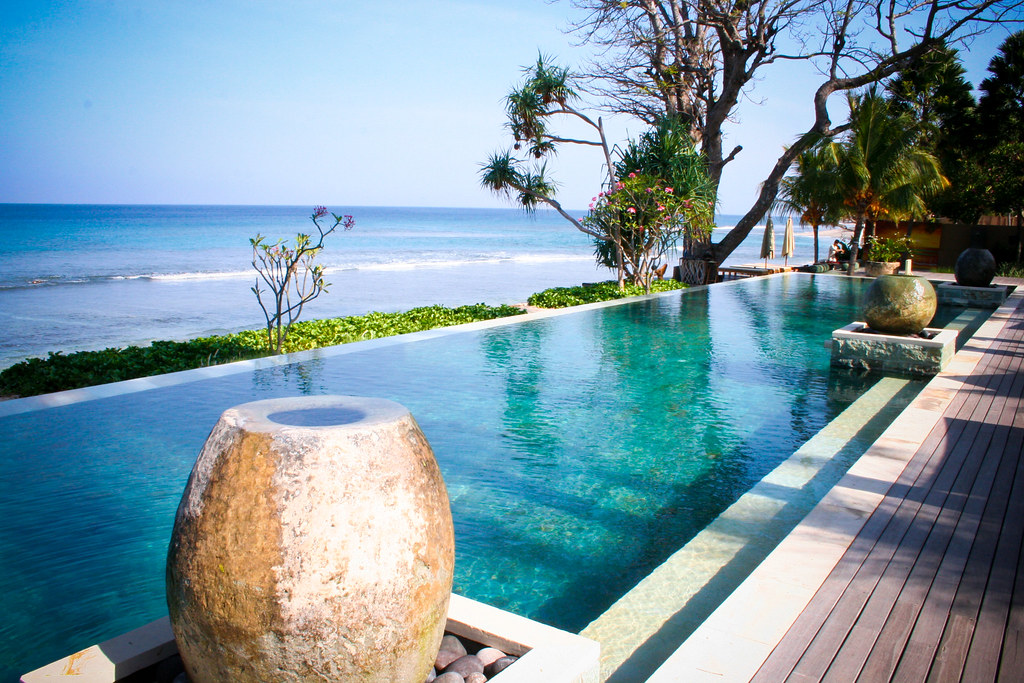 Qunci Villas Lombok Restaurant