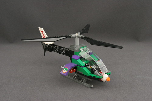 6863 Batwing Battle Over Gotham City - Joker's Helicopter 1 | by fbtb