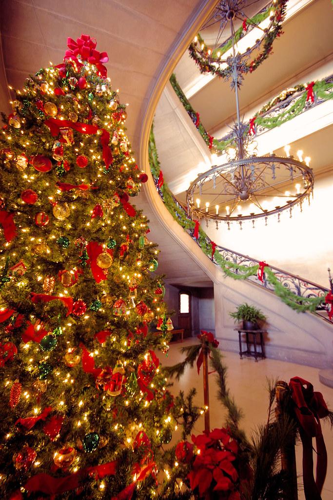 Christmas at biltmore house christmas decorations inside for Christmas decorations for inside house