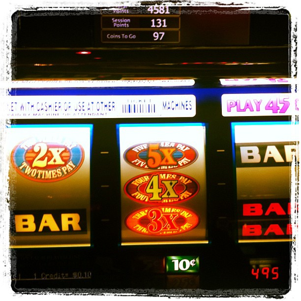 How to win at slot machines in biloxi