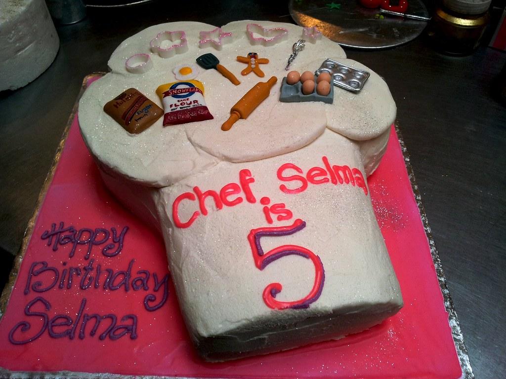 Chef Hat Cake Pan