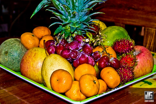 12 fruits for new year | by JamesGordo