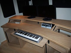 recording studio furniture uk