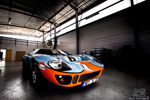 Ford GT40 | by Alexis Goure