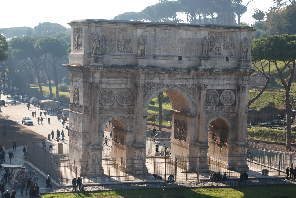 Image Result For Arch Of Constantine