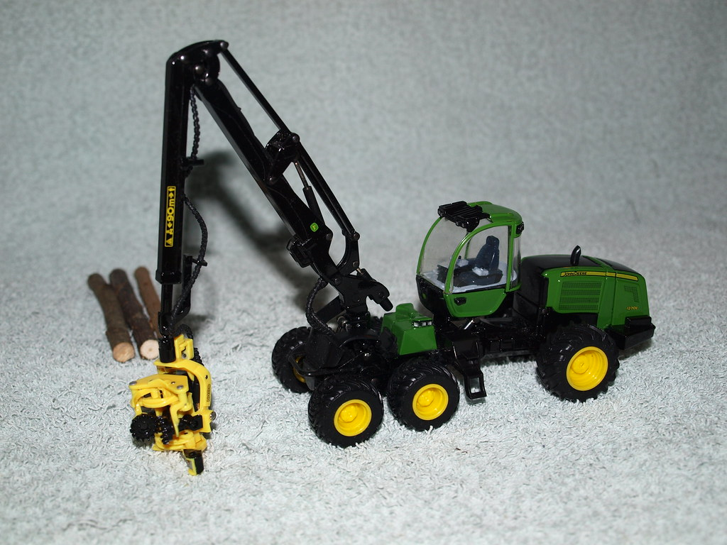 John Deere 1270E | Flickr - Photo Sharing!