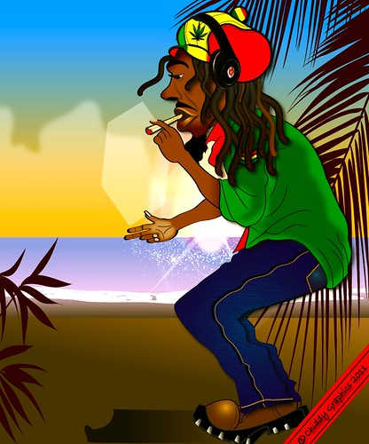 RASTA ANIME INSPIRED CLIP ART 6737621707_2ab7f5246c