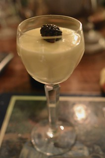 January 12th  - Lemon posset | by The Hungry Cyclist