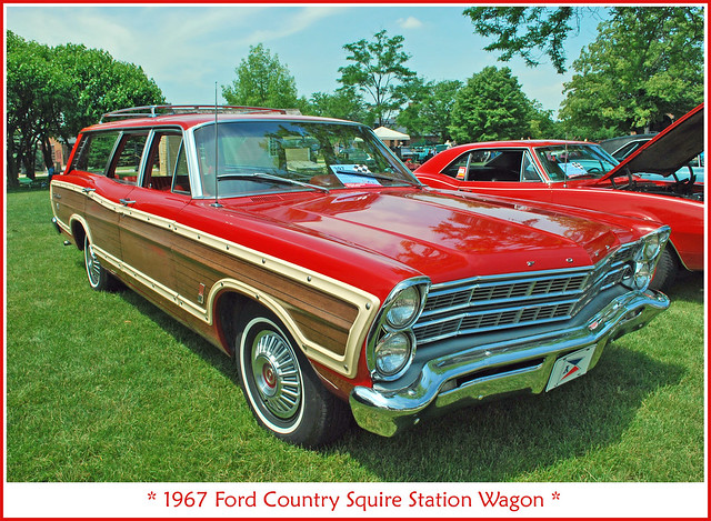 1967 ford country squire wagon flickr photo sharing. Black Bedroom Furniture Sets. Home Design Ideas