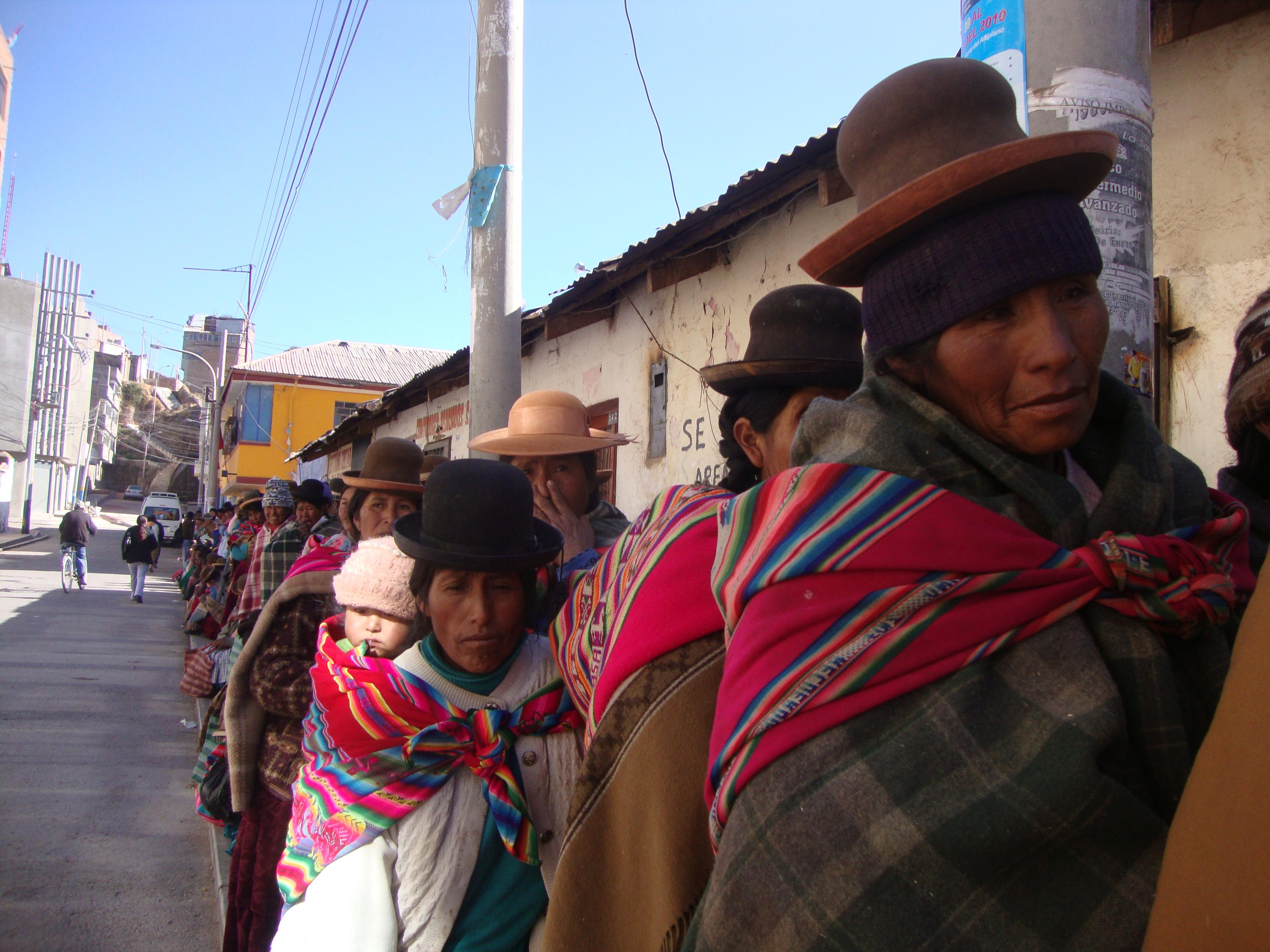 Indigenous peoples in Ecuador