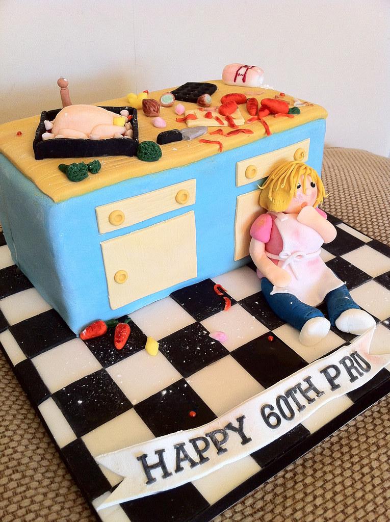 Kitchen Cake Paula Williams Flickr