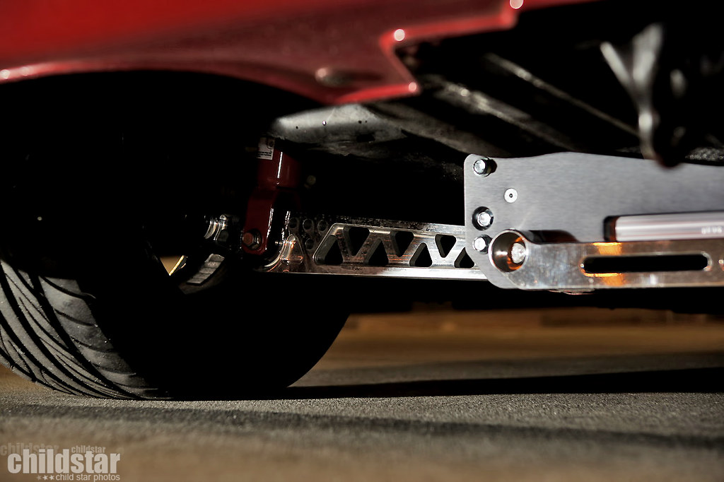New Honda Civic >> ASR subframe brace installed | Kerry Smith | Flickr
