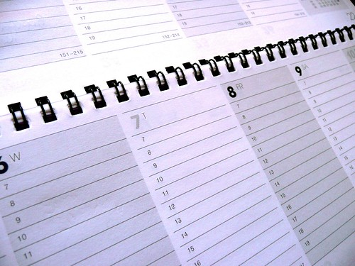 Business Calendar & Schedule | by photosteve101
