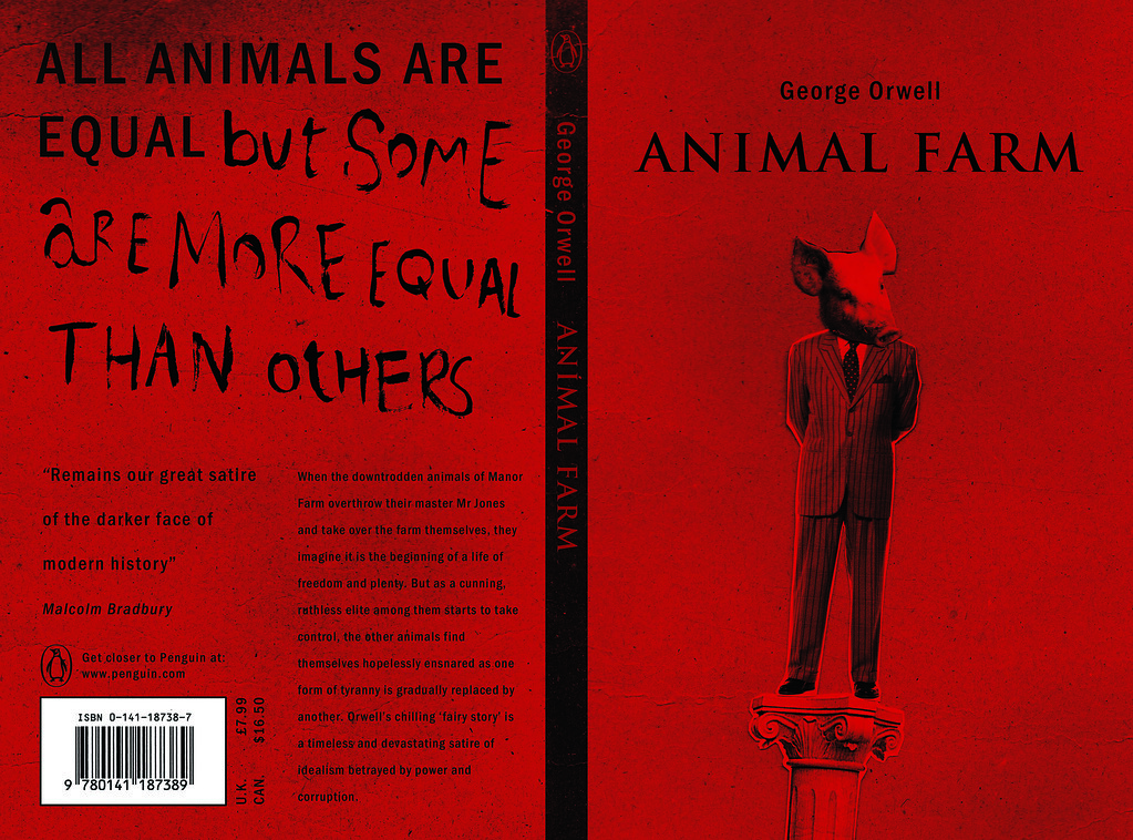 Book report of animal farm