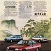 1988 Plymouth & Dodge Colt Sedans & Station Wagon