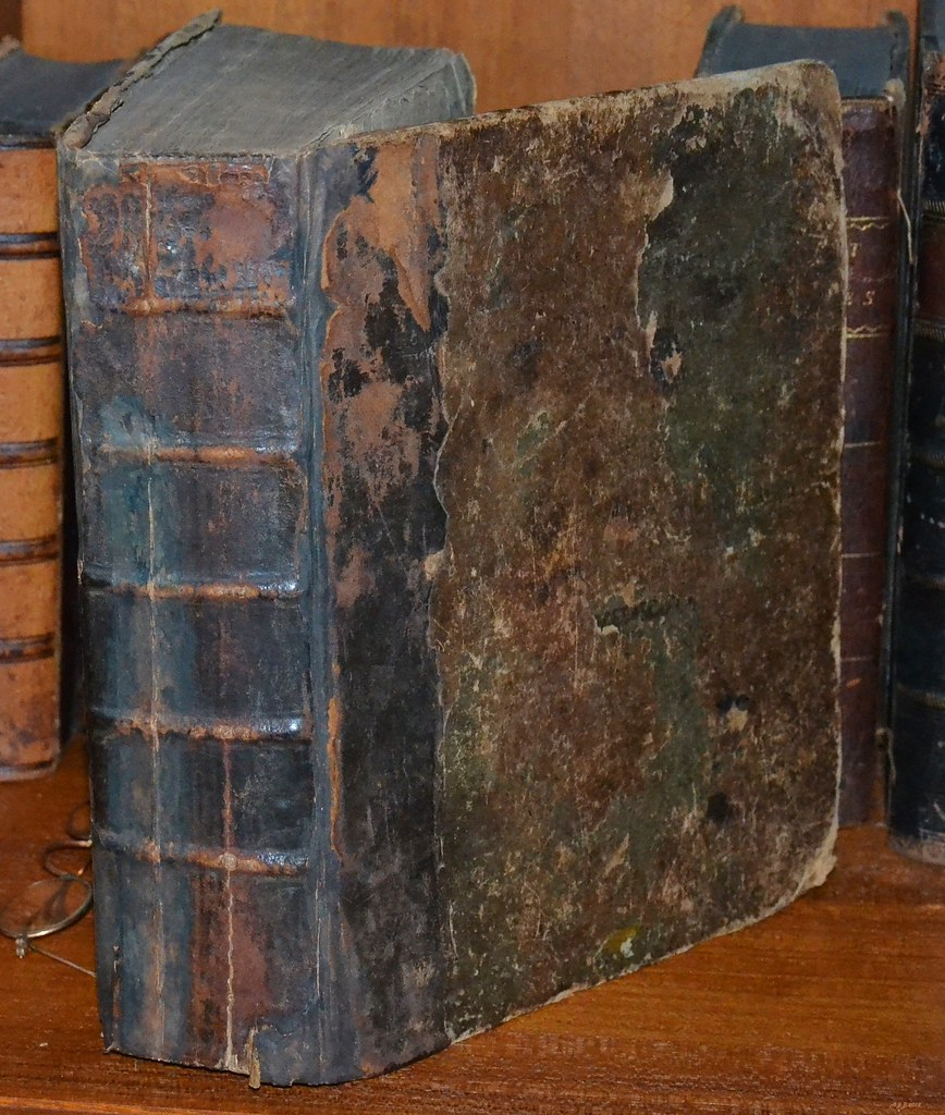 Encyclopedia Britannica 1st Edition 1771