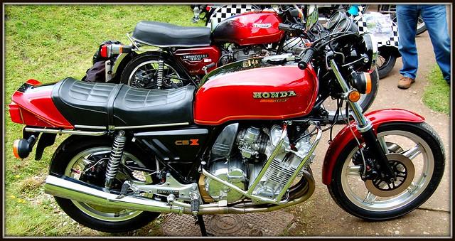 Yamaha Four Cylinder Motorcycles