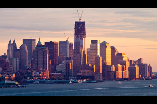 One World Trade Center Progress December 2011 Shot #2 | by RBudhu