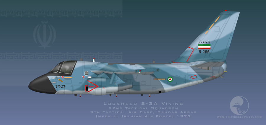 WHAT IF? Lockheed S-3A...