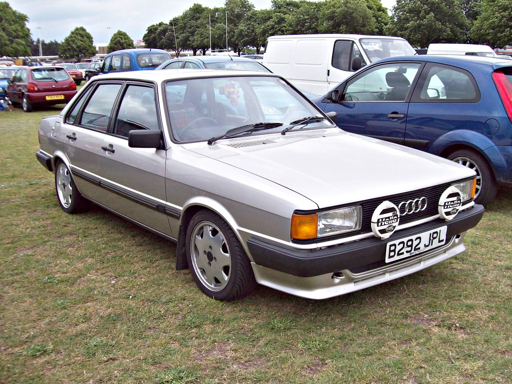 Audi 80 quattro 4 door saloon 1984 for sale