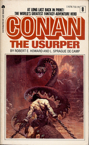 Ace/Prestige 11678  Conan The Usurper | by uk vintage