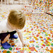 Some more Dots.. - Yayoi Kusama's 'The obliteration room'