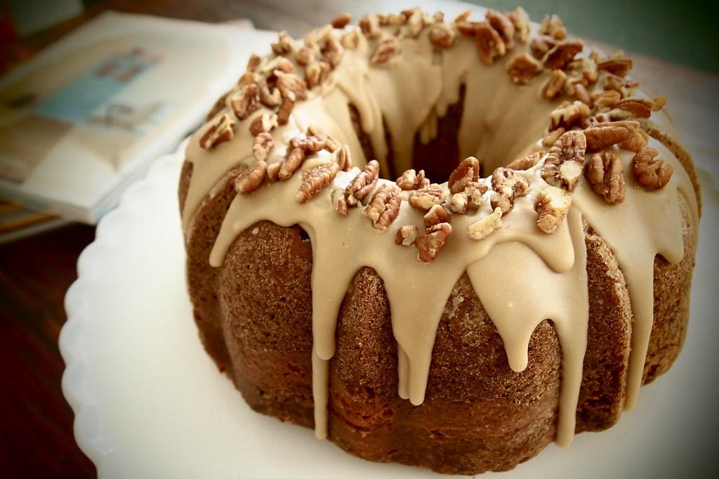 Apple Cake Bundt Cake Recipe