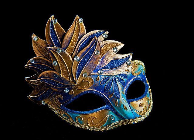 Mardi Gras Mask 1 New Orleans Flickr Photo Sharing