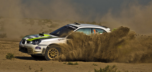 Kuwait International Rally: Round 3 - 7 | by loolykinns