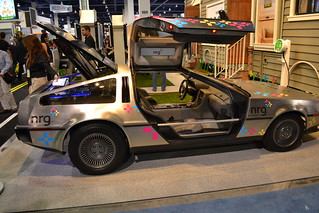 2013 electric DeLorean | by International CES