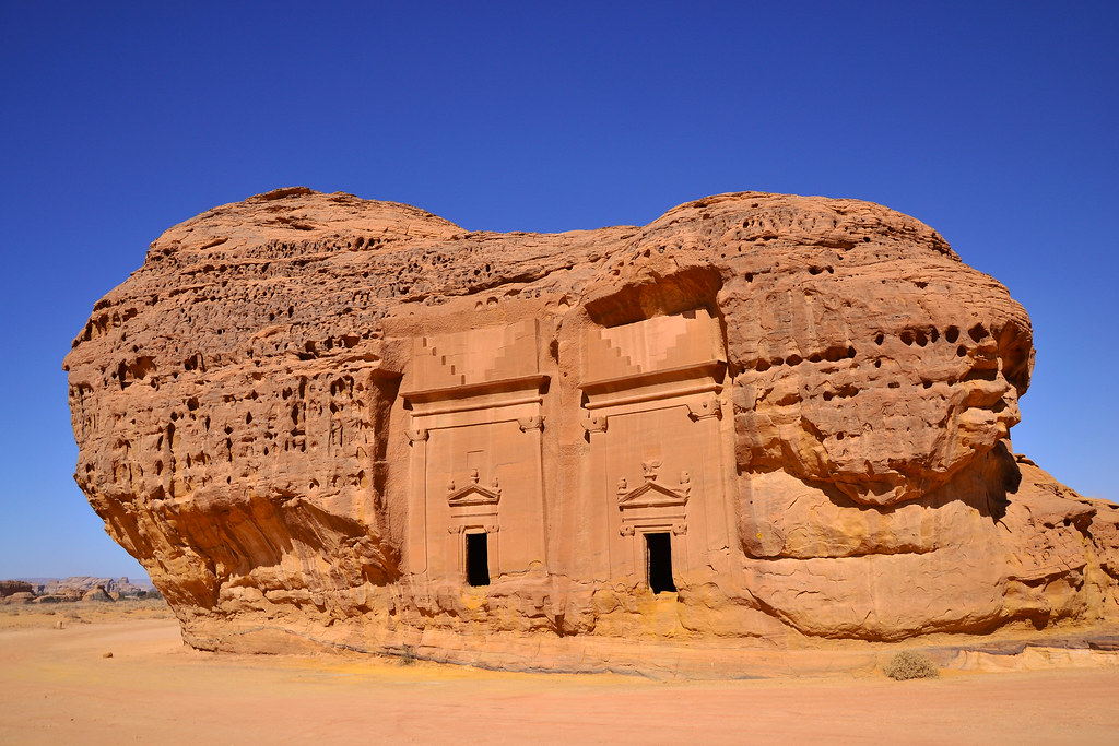 Madain Saleh | Sammy Six | Flickr