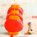 Chinese Lantern Macarons