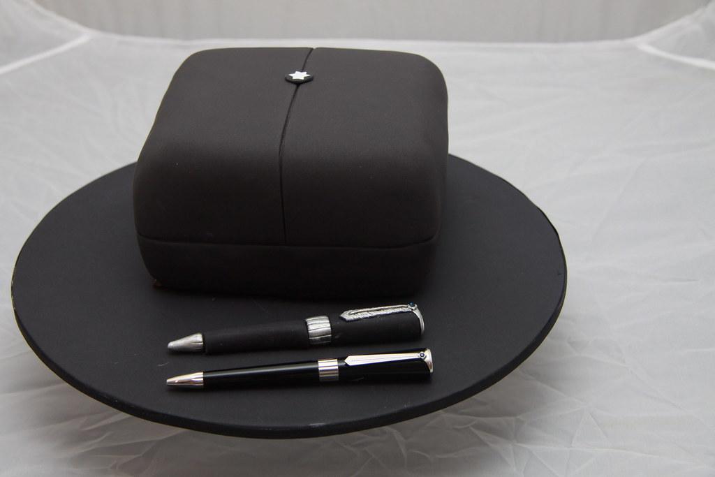 Bill Birthday Cake 2012 Both Pens It Was Hubby S