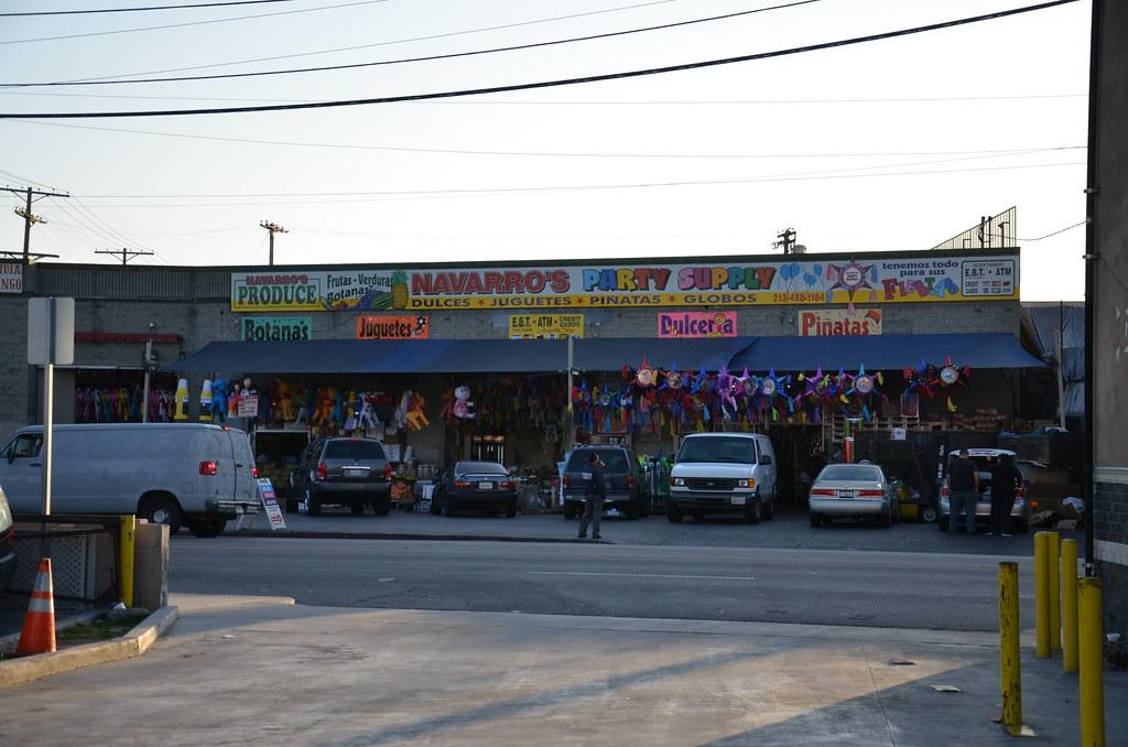 100+ Party Supplies Los Angeles Callejones – yasminroohi