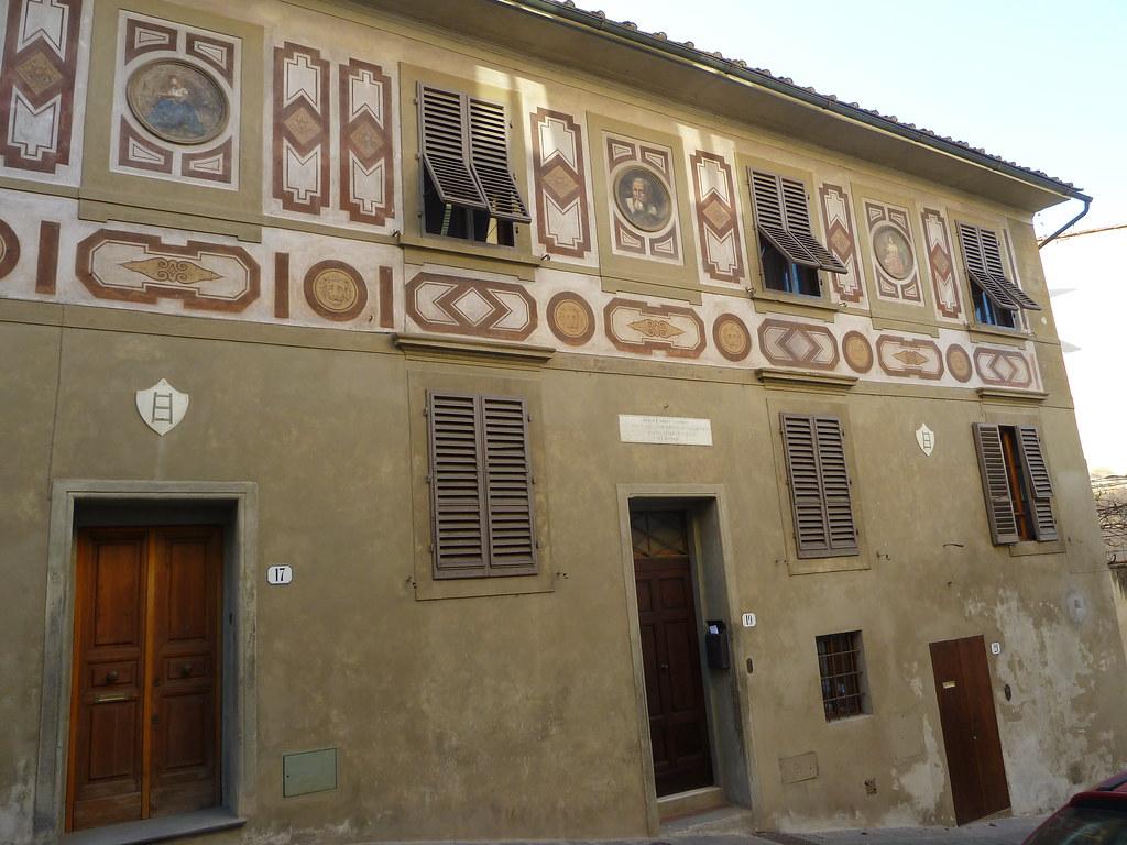 Florence costa san giorgio maison de galil e marie for B b maison florence