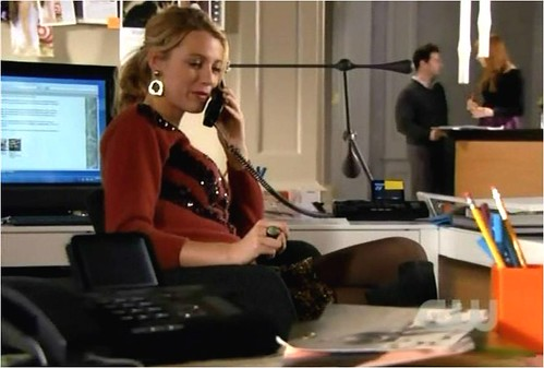 "Gigaset DL500A featured on CW's ""Gossip Girl"" 